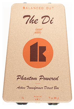 Kasleder_effects_boutique_pedal_The_DI