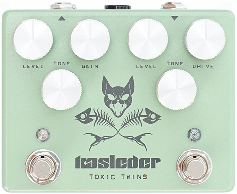 KaslederFx_ Boutique_Effects_Pedal